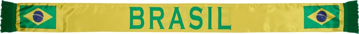 Brasilien Fan-Schal Extend 461936899950 Farbe Gelb Grösse one size Bild-Nr. 1