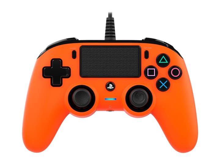 Gaming PS4 manette Color Edition orange Manette Nacon 785300130459 Photo no. 1