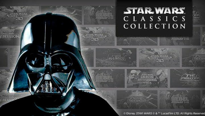 PC - Star Wars Classics Collection Digitale (ESD) 785300133620 N. figura 1