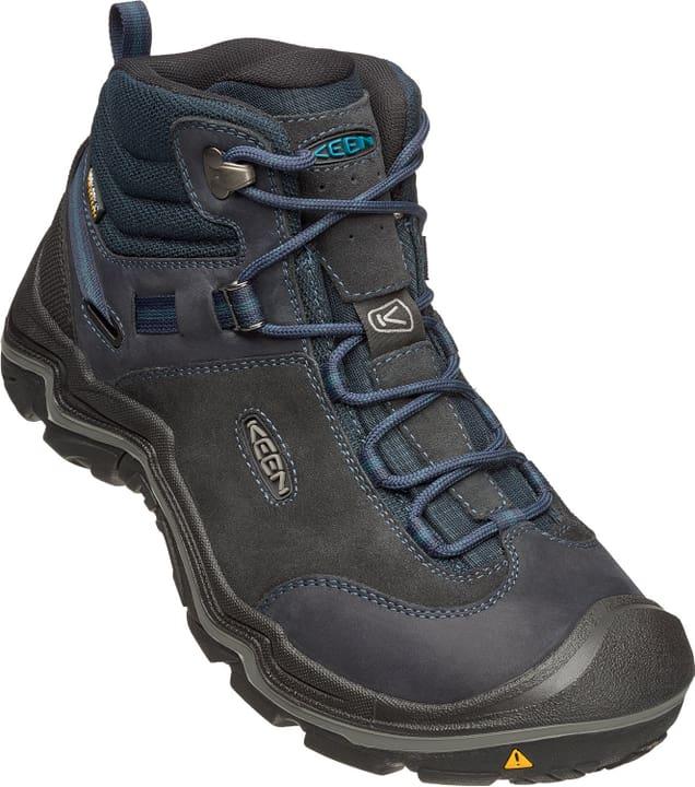 Wanderer Mid WP Chaussures de randonnée pour homme Keen 460888439540 Couleur bleu Taille 39.5 Photo no. 1