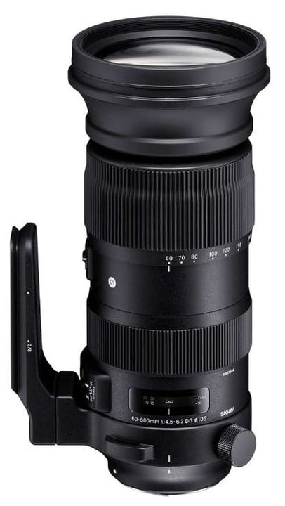 60-600mm 4.5-6.3 DG OS HSM Canon Objectif Sigma 785300143713 Photo no. 1