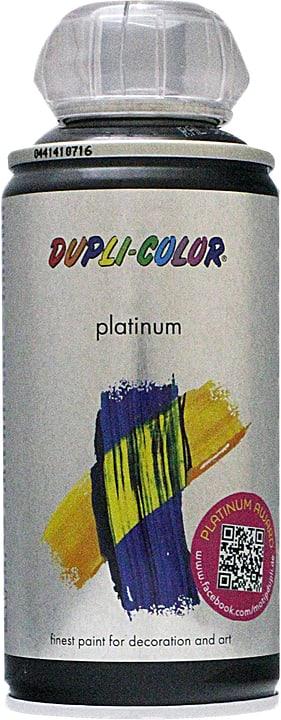 Peinture en aérosol Platinum brillant Dupli-Color 660826100000 Couleur Noir Contenu 150.0 ml Photo no. 1