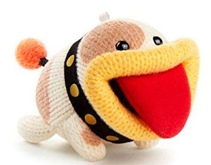amiibo - Yoshi's Woolly World Character - Yarn Poochy 785300121733 N. figura 1