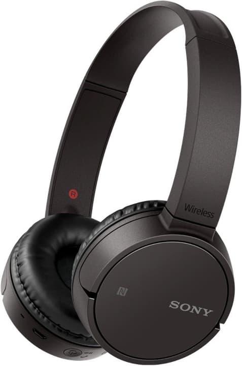 WH-CH500B - Schwarz On-Ear Kopfhörer Sony 77278050000018 Bild Nr. 1