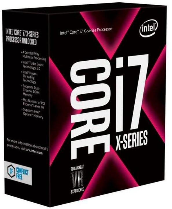 Core i7-7740X 4.3 GHz Processeur Intel 785300145553 Photo no. 1