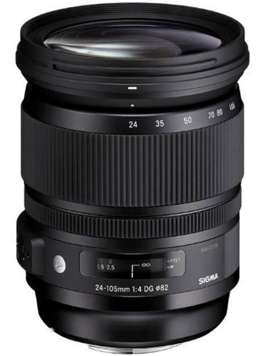24-105mm F4,0 DG OS HSM Art pour Nikon Objectif Sigma 785300126178 Photo no. 1