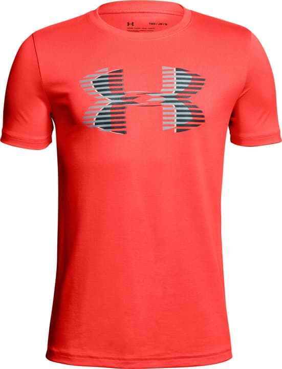 Combo Logo SS T T-shirt pour garçon Under Armour 464544512834 Couleur orange Taille 128 Photo no. 1