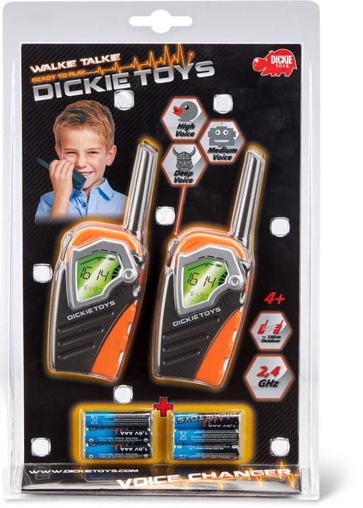 Dickie Walkie Talkie Voice Changer 744378900000 N. figura 1