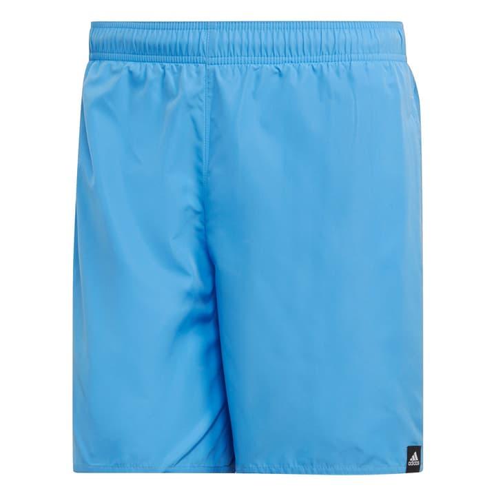 SOLID SH SL Short de bain pour homme Adidas 463163200342 Couleur bleu azur Taille S Photo no. 1