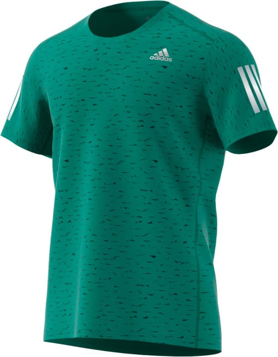RS SOFT TEE M Shirt pour homme Adidas 470149200460 Couleur vert Taille M Photo no. 1