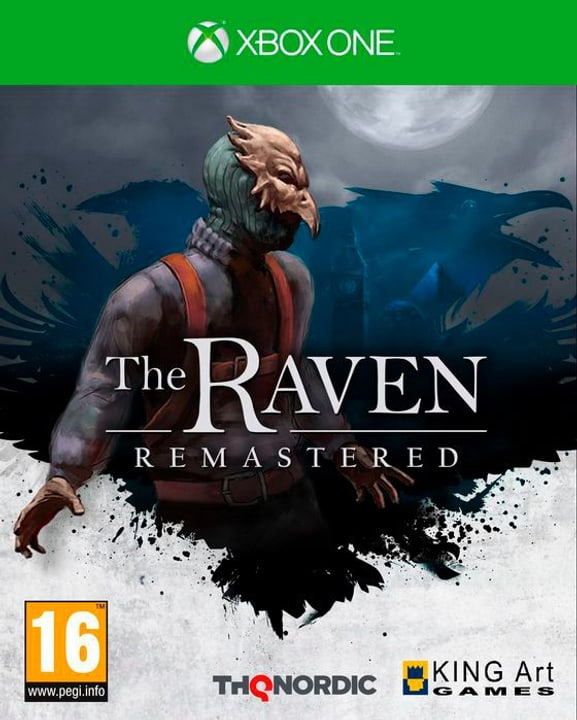 Xbox One - The Raven HD F/I 785300132054 Photo no. 1