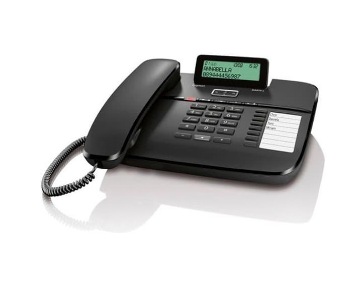 DA810A noir Téléphone fixe Gigaset 785300127762 Photo no. 1