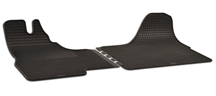 Set de tapis en caoutchouc smart Tapis de voiture WALSER 620572700000 Photo no. 1
