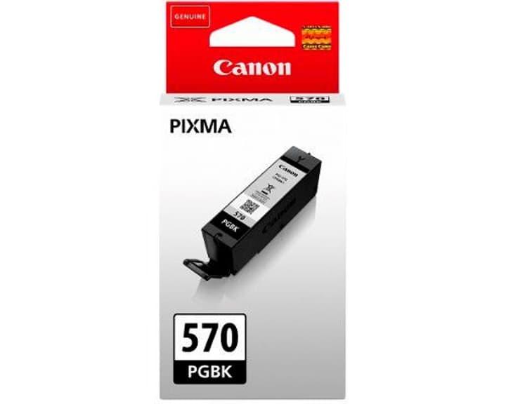 PGI-570PGBK Cartouche d'encre noir Canon 785300123624 Photo no. 1