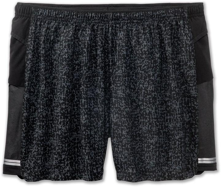 Sherpa 5'' Short Short pour homme Brooks 470174000620 Couleur noir Taille XL Photo no. 1