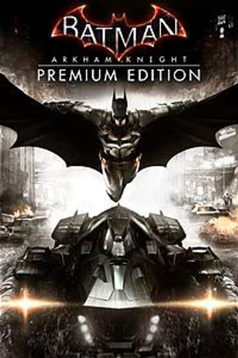 PC - Batman: Arkham Knight Premium Edition Digitale (ESD) 785300133318 N. figura 1