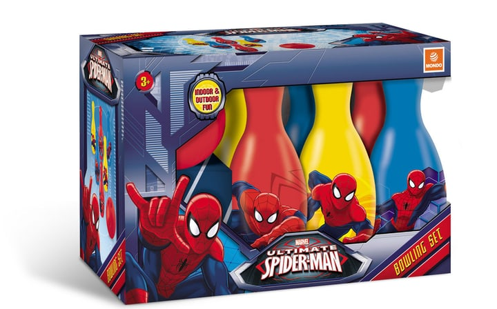 Jeu De Quilles Spiderman 743361400000 Photo no. 1