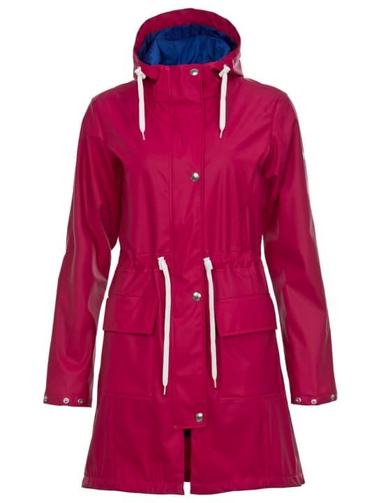 Kilpina Veste de pluie pour femme Rukka 498427803617 Couleur framboise Taille 36 Photo no. 1