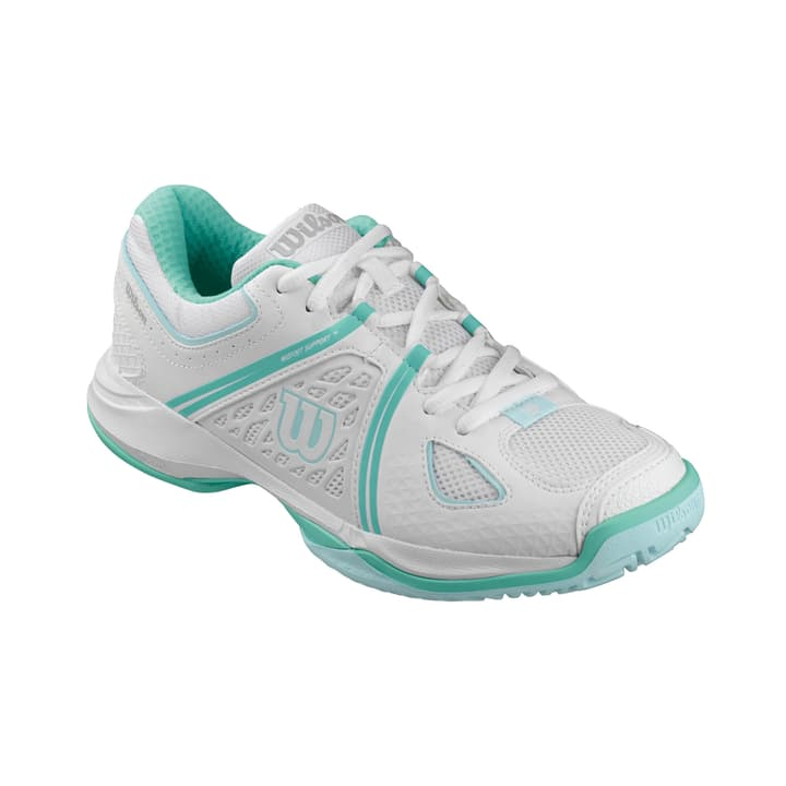 Nvision Allcourt Chaussures de tennis pour homme Wilson 461660838010 Couleur blanc Taille 38 Photo no. 1