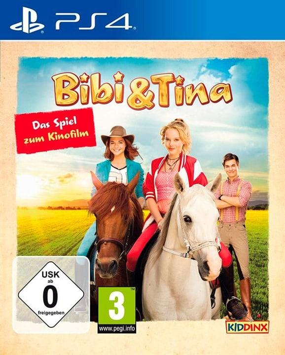 PS4 - Bibi + Tina Kinofilm D Box 785300142859 N. figura 1