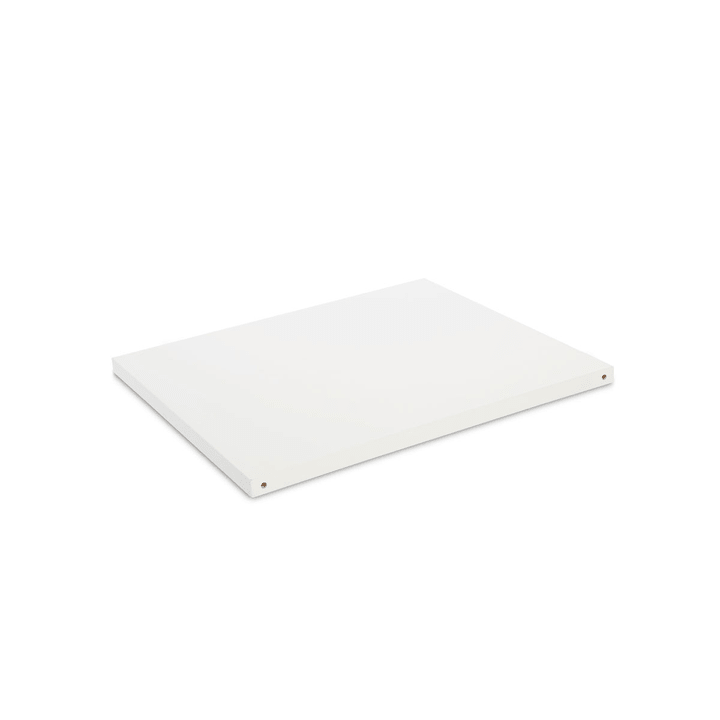 ZILO Rayon 362003292735 Dimensions L: 46.0 cm x P: 38.0 cm x H: 1.8 cm Couleur Blanc Photo no. 1