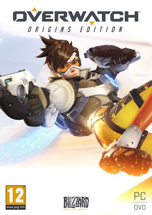 PC - Overwatch - Origins Edition Physique (Box) 785300122169 Photo no. 1