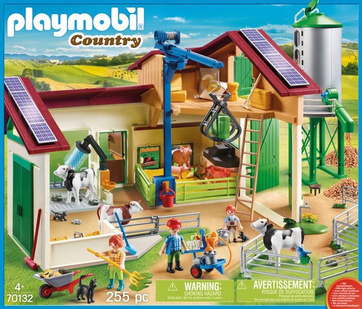 PLAYMOBIL 70132 Grosser Bauernhof mit Silo 748016300000 Bild Nr. 1