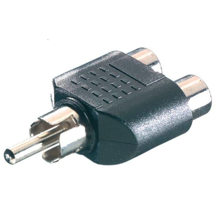 Y-Adapter Cinch Audio Adapter Vivanco 770783800000 Bild Nr. 1