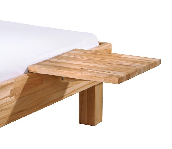 MIDO Table de chevet HASENA 403519885012 Dimensions L: 40.0 cm x P: 35.0 cm x H: 10.0 cm Couleur Cœur de hêtre Photo no. 1
