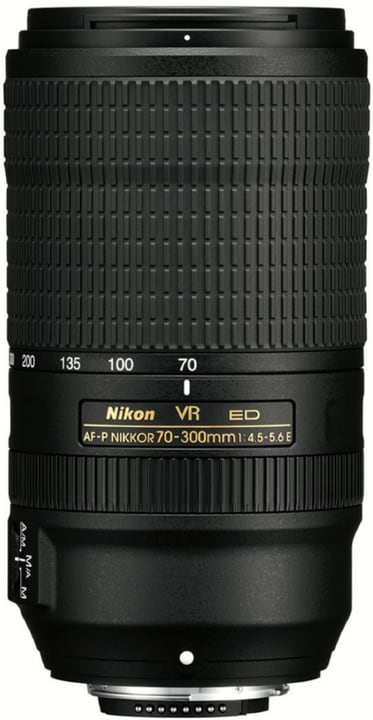 Nikkor AF-P 70-300 1:4,5-5,6E ED VR Objektiv Objektiv Nikon 793431000000 Bild Nr. 1