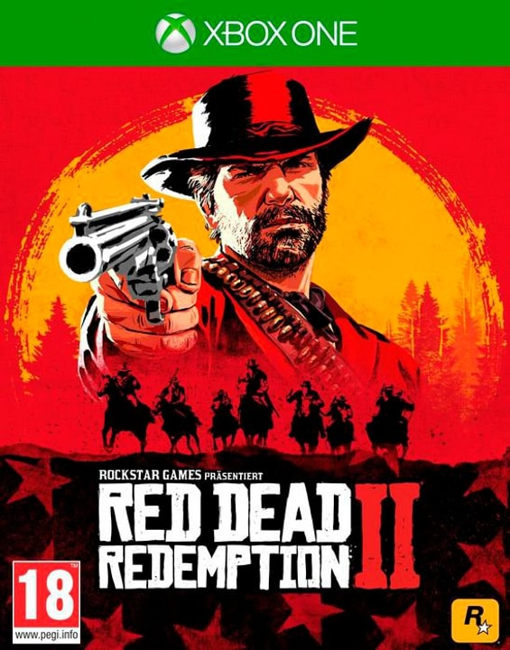 Xbox One - Red Dead Redemption 2 (I) Box 785300139349 Langue Italien Plate-forme Microsoft Xbox One Photo no. 1