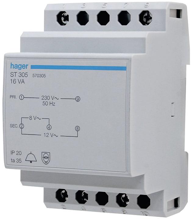 transformateur pour sonnerie pour DIN 612169300000 Photo no. 1