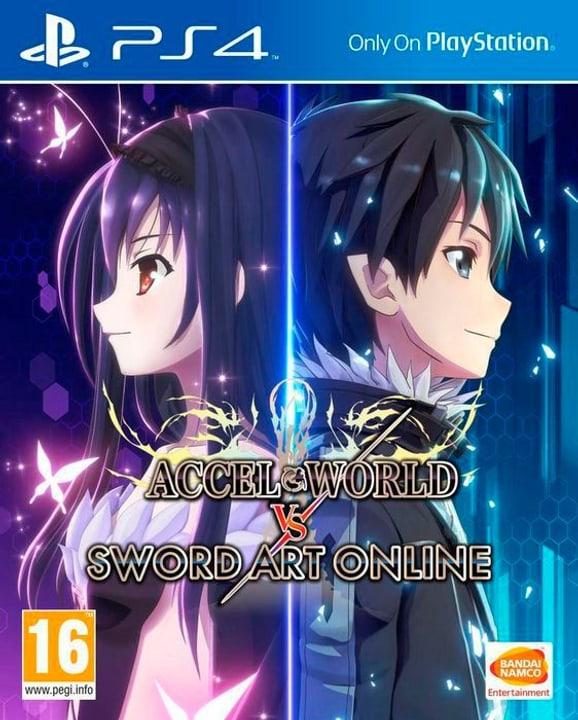 PS4 - Accel World vs. Sword Art Online Box 785300122497 Bild Nr. 1