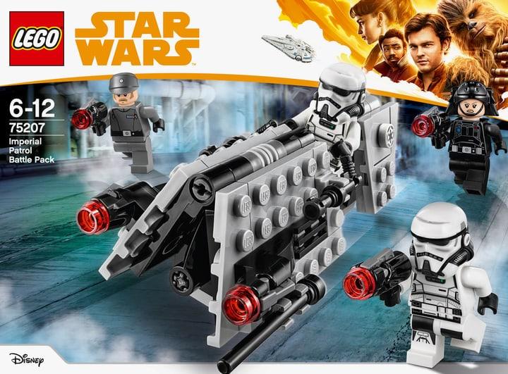 Lego Star Wars 75207 Battle Pack Pattuglia imperiale 748862300000 N. figura 1
