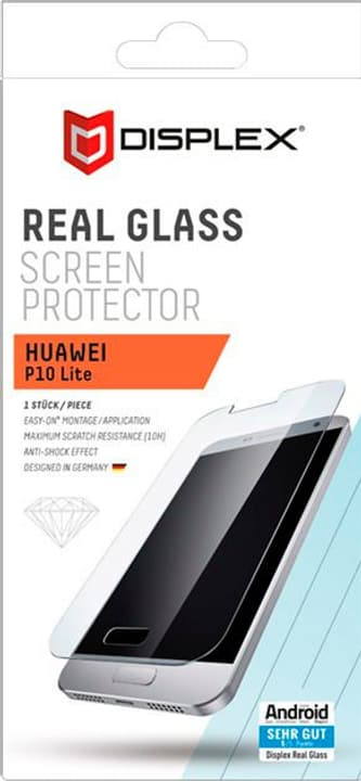 Displex Real Glass pour P10 lite clear 798303900000 Photo no. 1