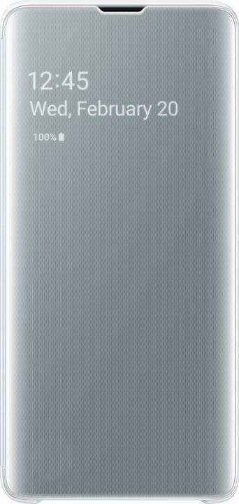 Clear view cover White Custodia Samsung 785300142464 N. figura 1