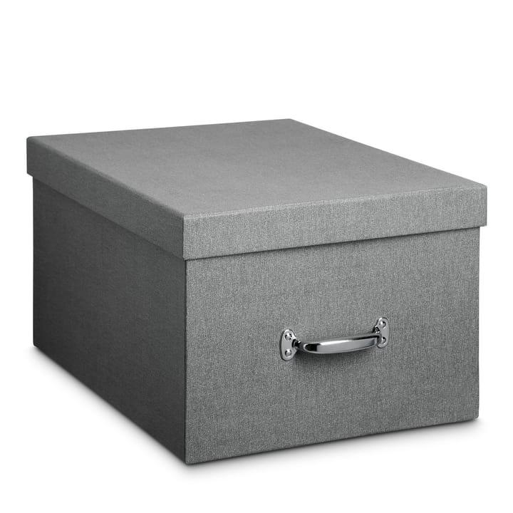 BIGSO CANVAS scatola cartelle 386092900000 Colore Grigio Dimensioni L: 38.0 cm x P: 50.5 cm x A: 28.5 cm N. figura 1