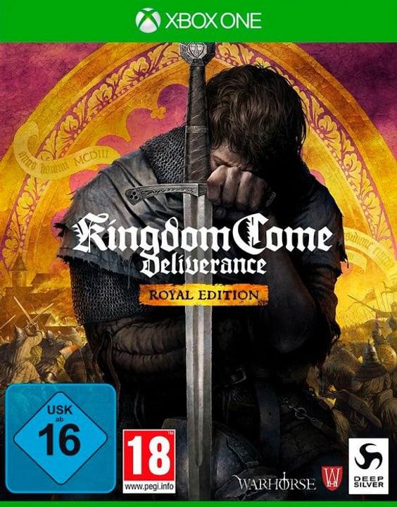 Xbox One - Kingdom Come Deliverance Royal Edition I Box 785300144096 N. figura 1