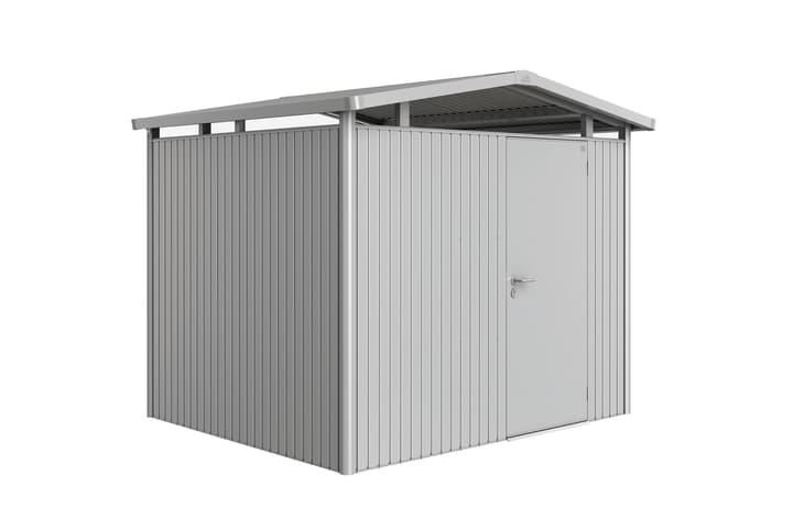 Ricovero Panorama P3 Biohort 647250500000 Colore Argento-Metallico Copertura di tetto Tetto in lamiera zincata N. figura 1