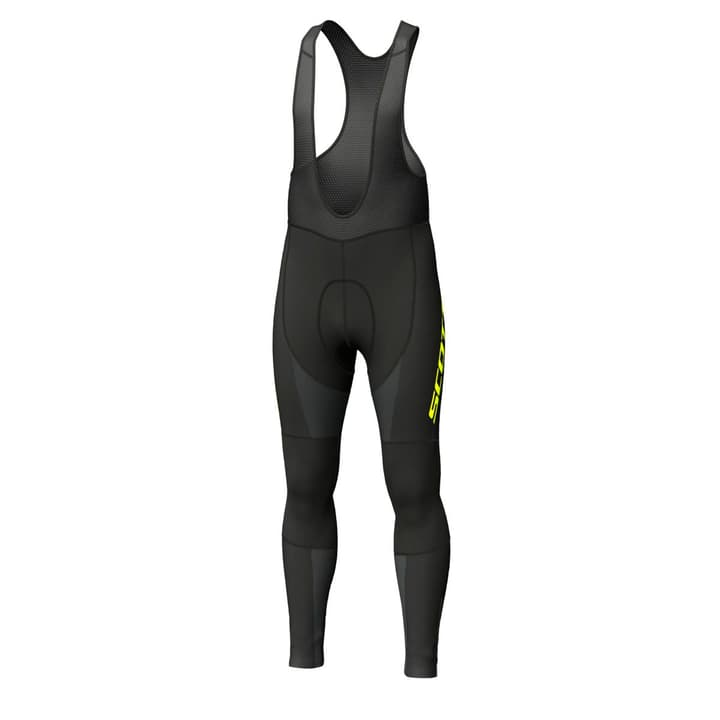Mens RS AS WP Herren-Bike-Bib Tights Scott 461363100450 Farbe gelb Grösse M Bild Nr. 1