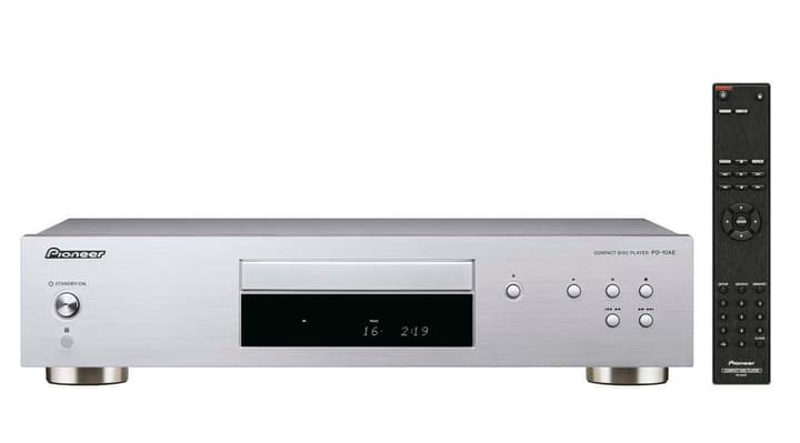 PD-10AE-S - Silber CD-Player Pioneer 785300122759 Bild Nr. 1
