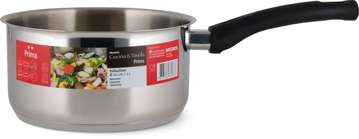 Casserole 20cm PRIMA Cucina & Tavola 703308300000 Photo no. 1