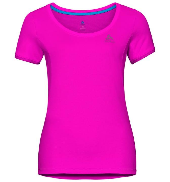 Kumano F-Dry T-shirt femmes Odlo 477074600437 Couleur fuchsia Taille M Photo no. 1