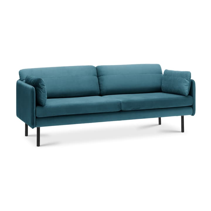 IVY Canapé à 2.5 places 360535000000 Dimensions L: 181.0 cm x P: 82.0 cm x H: 72.0 cm Couleur Bleu Photo no. 1