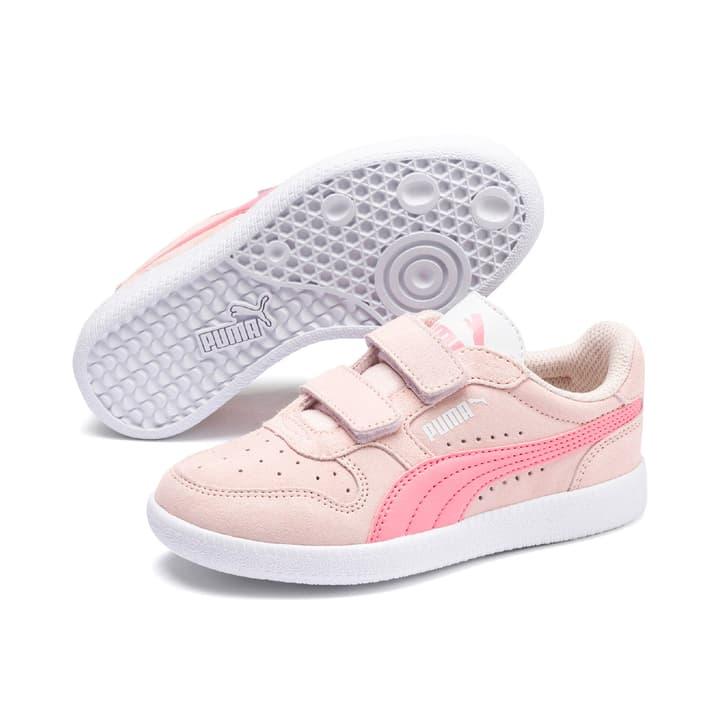 Icra Trainer SD V Scarpa da bambino per il tempo libero Puma 460696434038 Colore rosa Taglie 34 N. figura 1