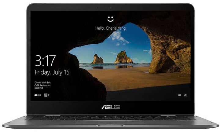 ZenBook Flip 14 UX461UN-E1005T Notebook Notebook Asus 785300137402 N. figura 1