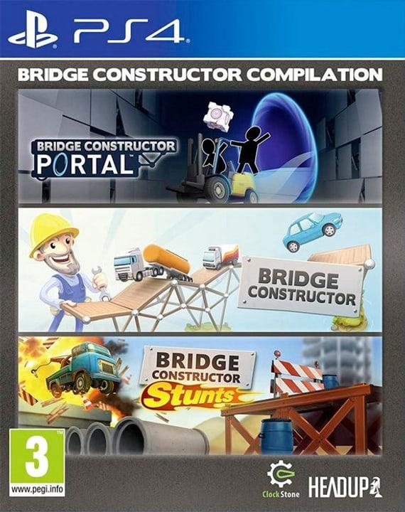 PS4 - Bridge Constructor Compilation (D) Box 785300138605 Photo no. 1