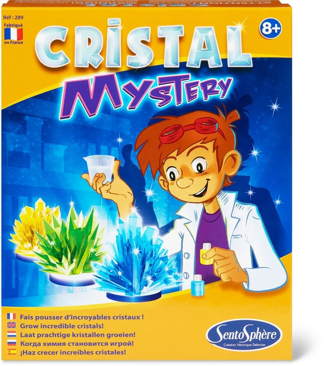 Cristal Mystery 748921890100 Photo no. 1