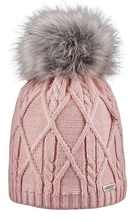 Bonnet pour fille Areco 466951957038 Couleur rose Taille 57 Photo no. 1