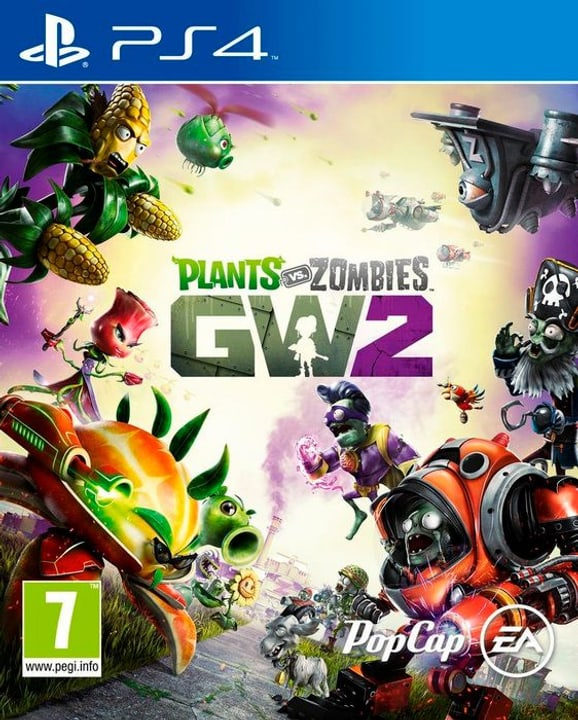 PS4 - PlayStation Hits: Plants vs. Zombies: Garden Warfare 2 D Box 785300141940 N. figura 1